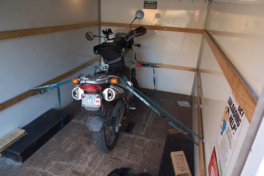 bike-strapped-in-uhaul