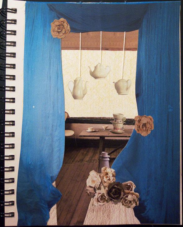 Art Journal Week Four: All Because of Tea!
